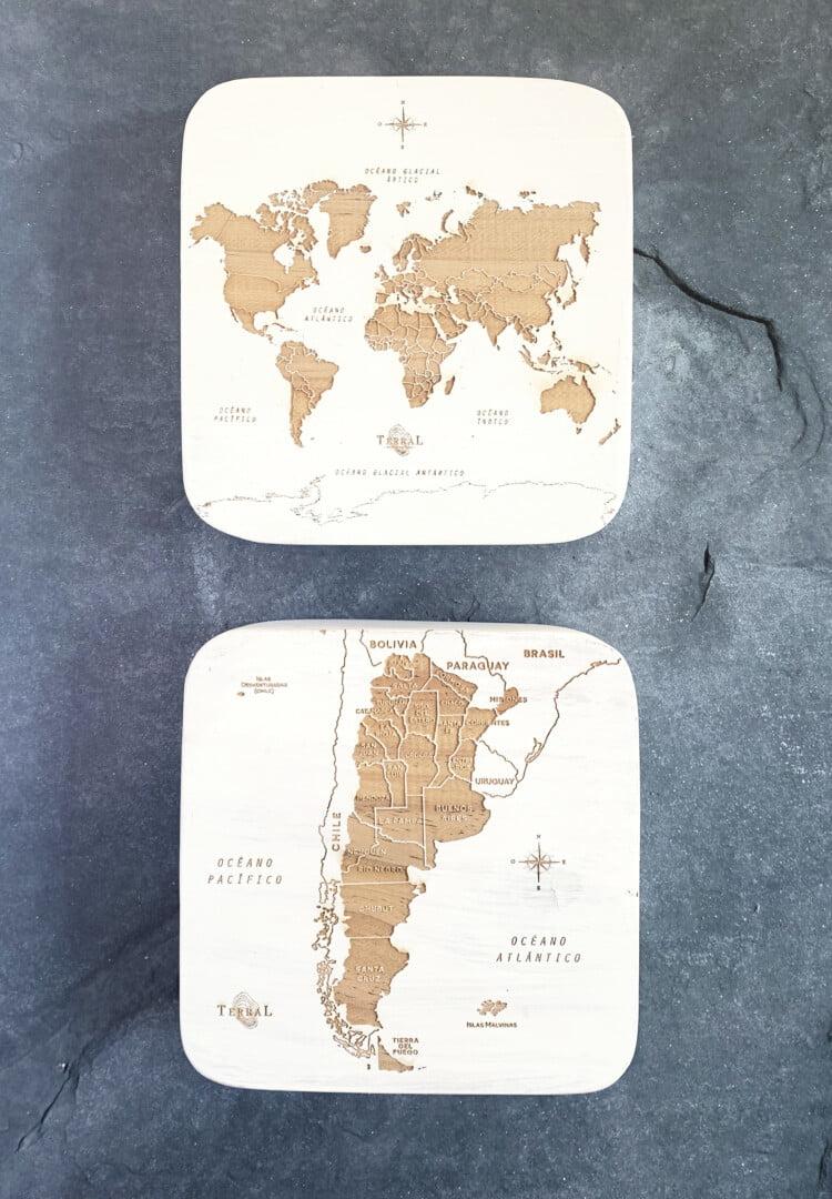 Mapamundi Small 2