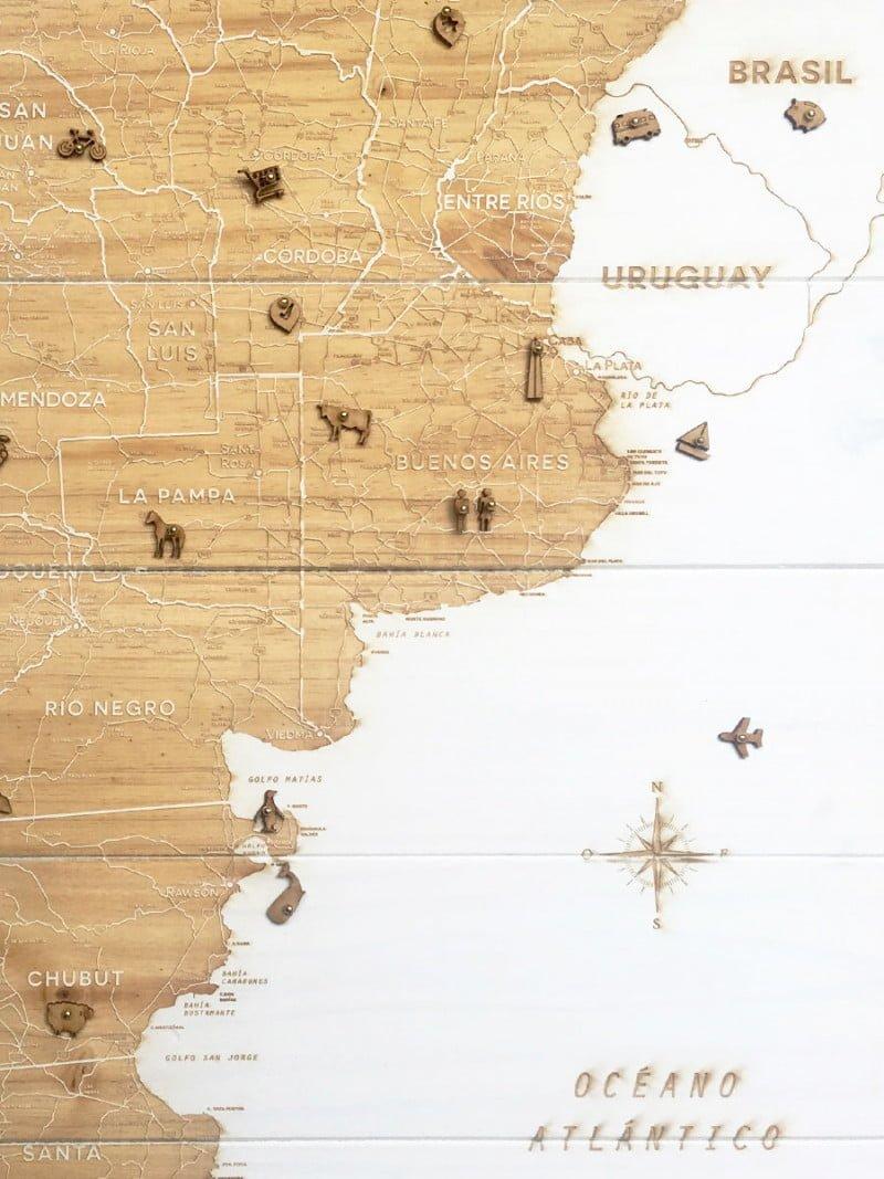 Pins Argentina 1