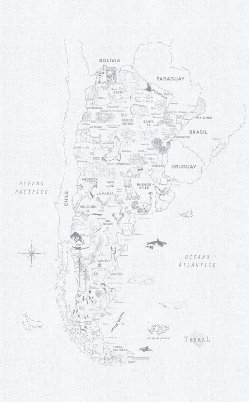Alfombra Parques Nacionales - sin marco 9