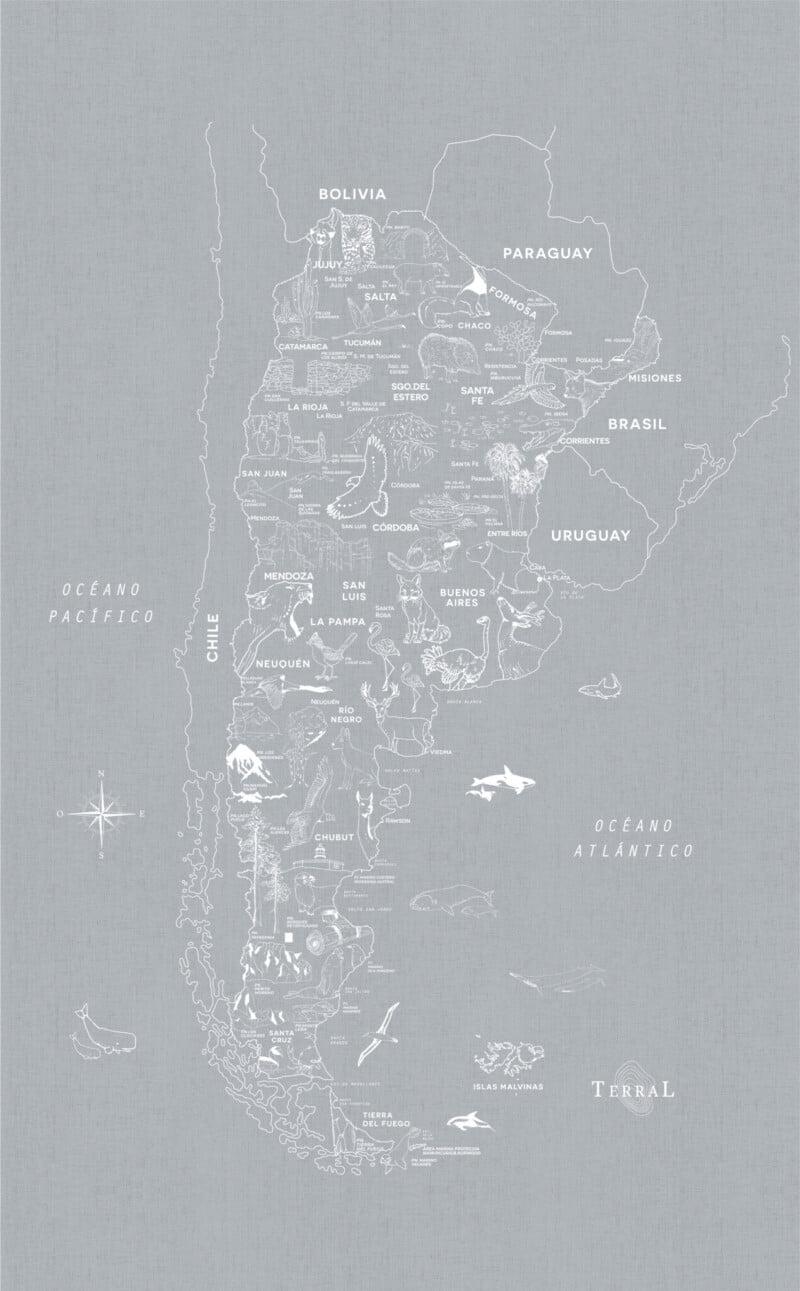 Alfombra Parques Nacionales - sin marco 10