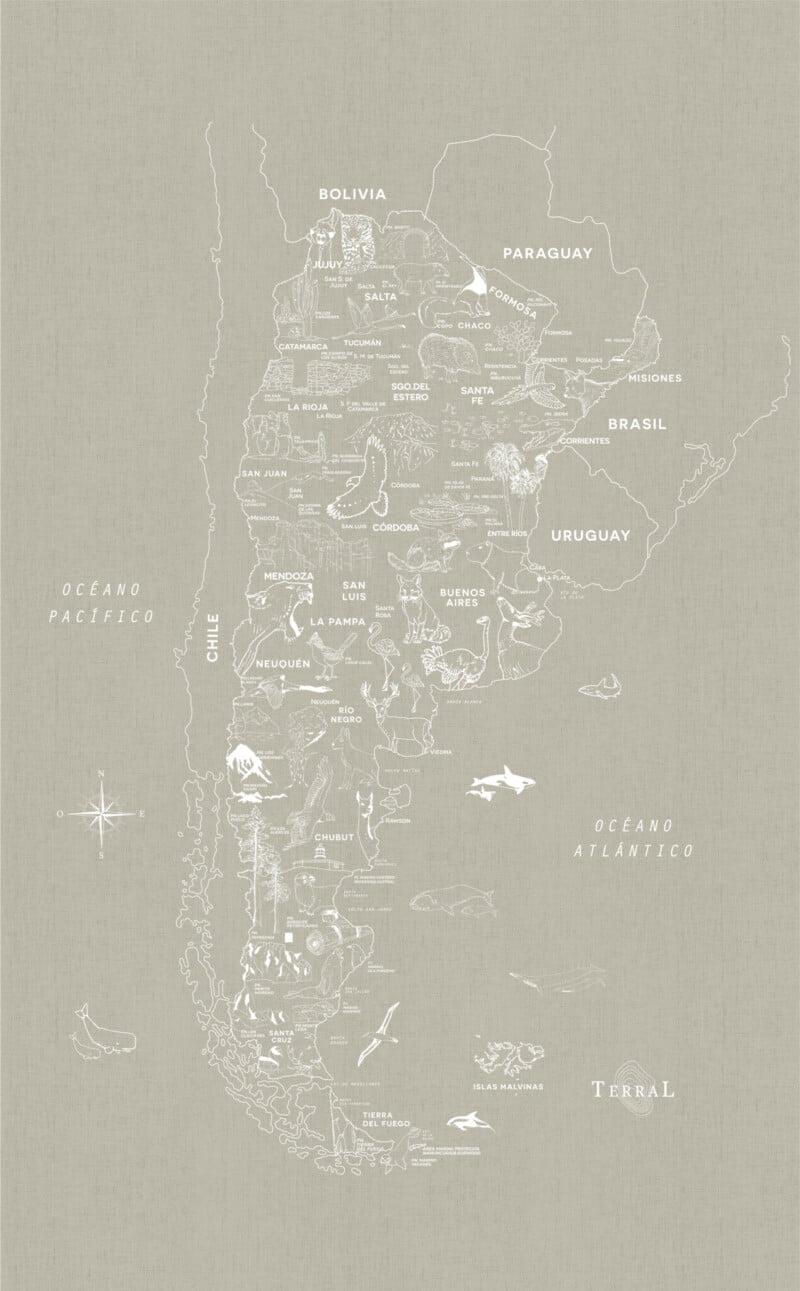 Alfombra Parques Nacionales - sin marco 5