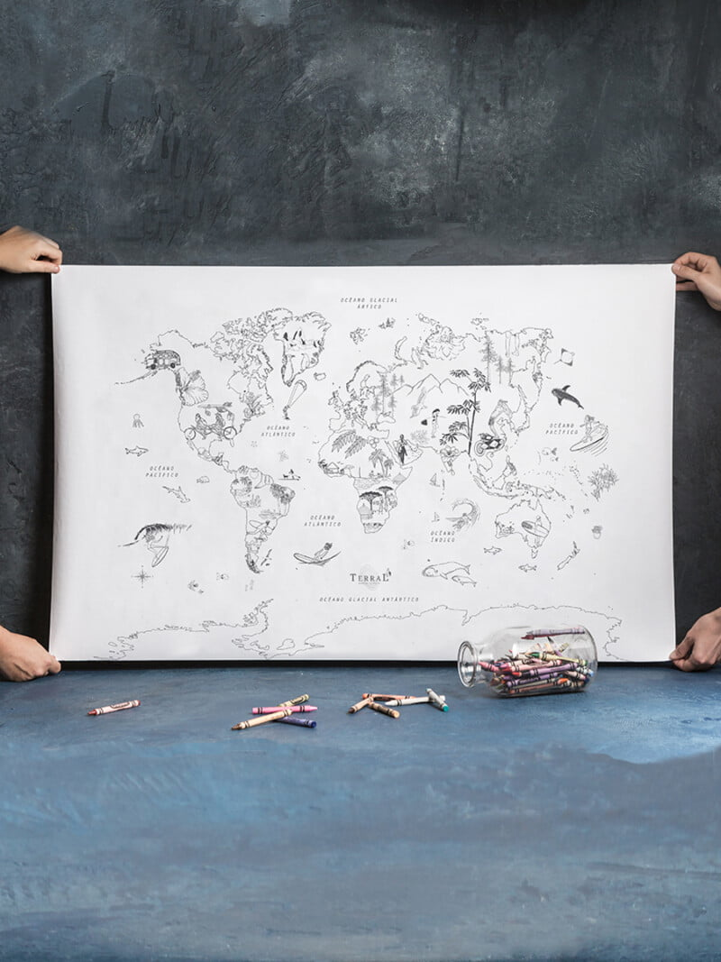 Pintá tu Mundo - Surfmap 1